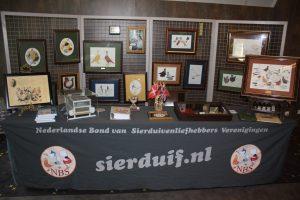 Stand van Theo van Dissel